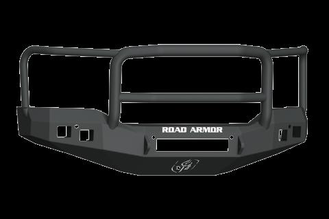 Road Armor - Road Armor 2161F5B-NW Front Non-Winch Bumper Lonestar Guard GMC Sierra 1500 2016-2017