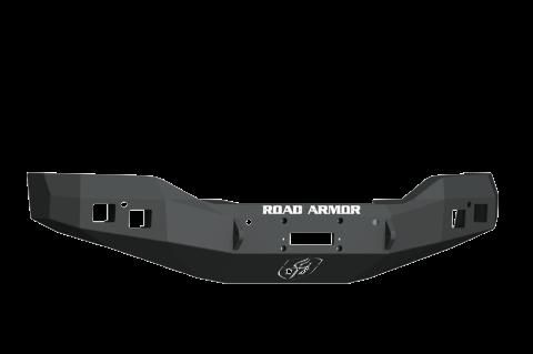 Road Armor - Road Armor 2161F0B Front Winch Bumper GMC Sierra 1500 2016-2017