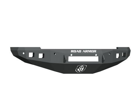 Road Armor - Road Armor 4162F0B-NW Stealth Front Non-Winch Bumper with 6 Sensor Holes Dodge RAM 1500 2016-2018