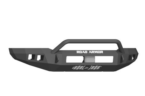 Road Armor - Road Armor 6171F4B-NW Stealth Front Non-Winch Bumper Pre-Runner Guard Ford F250/F350 2017-2018