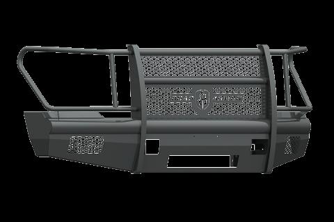 Road Armor - Road Armor 611V-NWP Vaquero Front Non-Winch Bumper Ford F250/F350 2011-2016