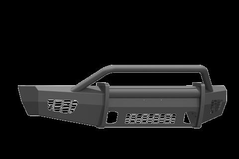 Road Armor - Road Armor 615VF4B Vaquero Front Non-Winch Bumper Pre-Runner Guard Ford F150 2015-2017