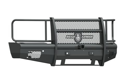 "Road Armor - Road Armor 315VF26B Vaquero Front Non-Winch Bumper Full Guard with 2"" Receiver Ford F150 2015-2019"