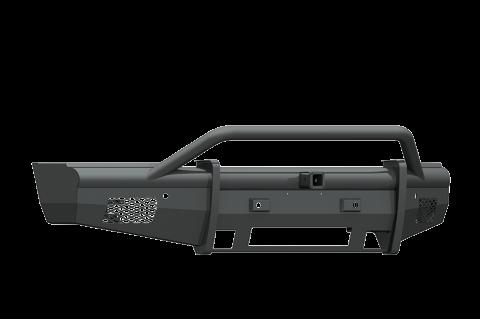 """Road Armor - Road Armor 315VF24B Vaquero Front Non-Winch Bumper Pre-Runner Guard with 2"""" Receiver Ford F150 2015-2019"""