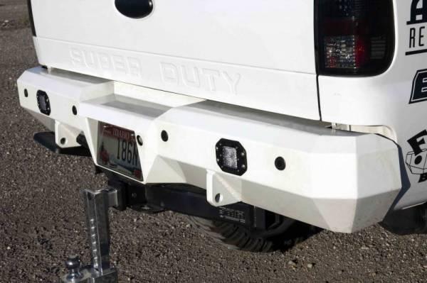 Fusion Bumpers - Fusion Rear Bumper Ford F250/F350 1992-1997
