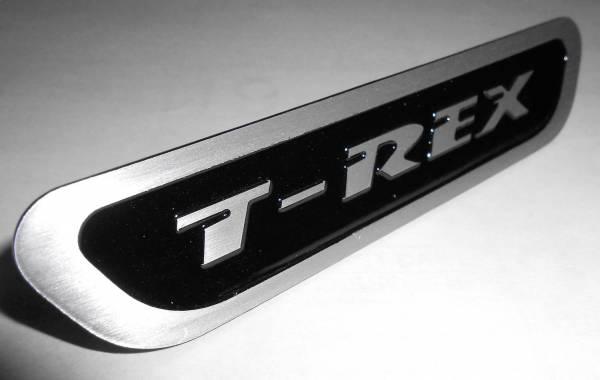 T-Rex Grilles - T-Rex Grilles L1016 T-Rex Series Logo Badge