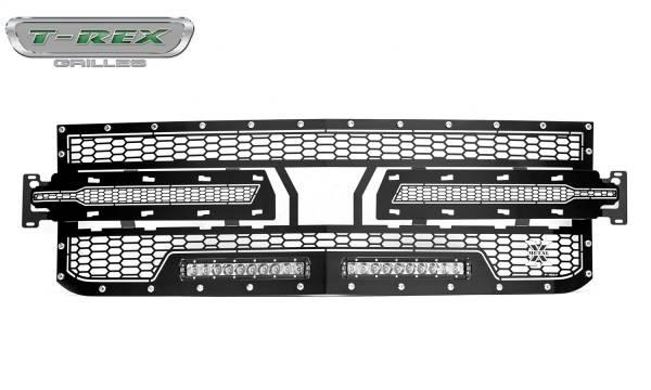T-Rex Grilles - T-Rex Grilles 7311261 Laser Torch Series Grille