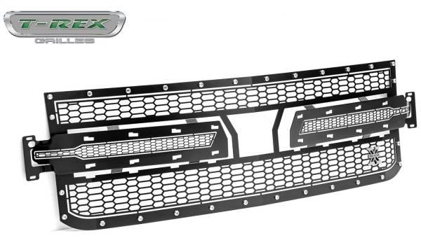 T-Rex Grilles - T-Rex Grilles 7711261 Laser X Series Grille