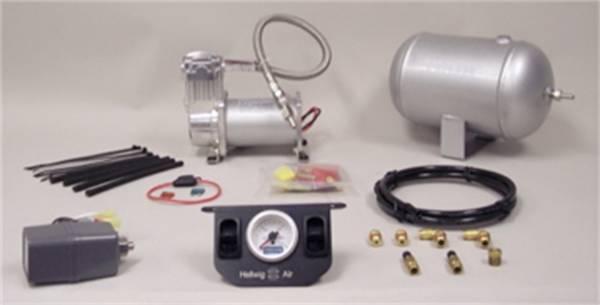 Hellwig - Hellwig 4893 HD Compressor Kit Dual Gauge