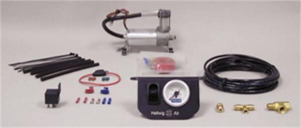 Hellwig - Hellwig 4885 Compressor Kit Single Gauge