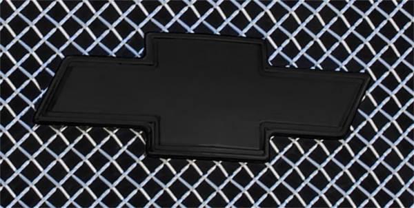 T-Rex Grilles - T-Rex Grilles 19100B Billet Bowtie Emblem