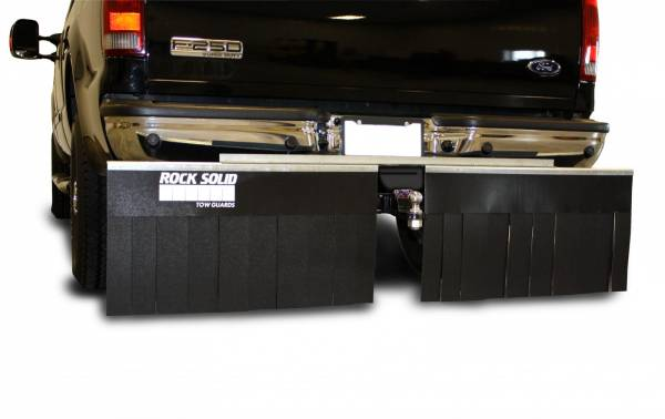 Rock Solid Mud Flap System