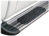 Luverne - Luverne 550000 Stainless Steel Running Boards Extension Dodge Ram Regular/Quad Cab Short Box 2002-2008