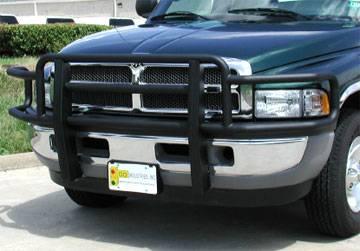 GO Industries - Go Industries 77539B Black Big Tex Grille Guard Dodge Sprinter Van (2008-2008)