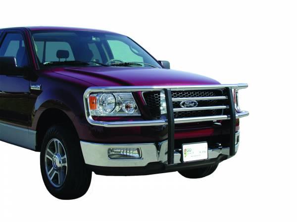 GO Industries - Go Industries 77639B Black Big Tex Grille Guard Ford F-150 (2009-2012)