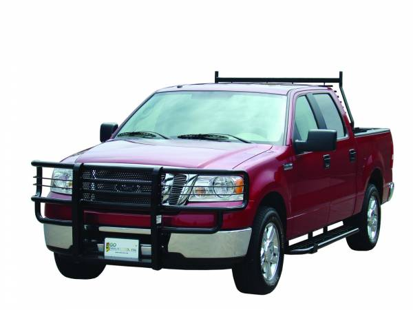 GO Industries - Go Industries 45638 Hammerhead Rancher Grille Guard Ford F-150 (Will not fit FX2, Harley or 2004 Heritage) 2004-2008