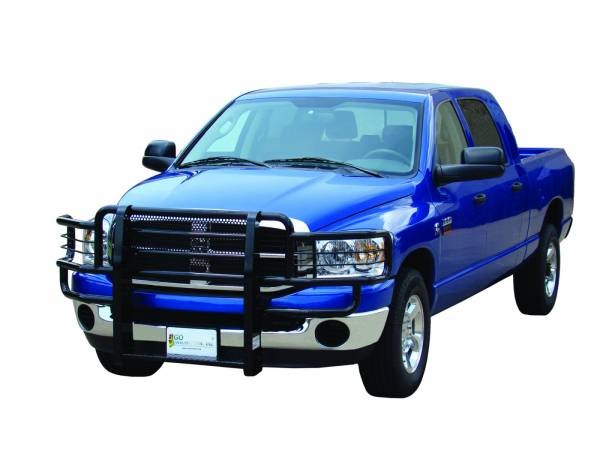GO Industries - Go Industries 45662 Hammerhead Rancher Grille Guard Dodge Ram 1500 (Will fit Sport & Plastic Bumpers) 2006-2008