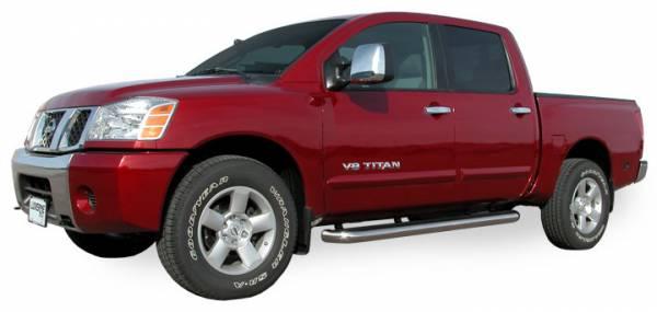 Luverne - Luverne 570462 Bracket Kit Nissan Titan King Cab 2004-2012