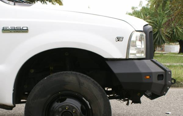 VPR 4x4 - VPR 4x4 PD-111 Front Bumper Ultima Ford Superduty F350 2005-2007