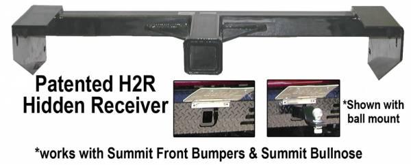 Ranch Hand - Ranch Hand RHD031BL1 H2R Summit Receiver Hitch Dodge 2003-2009