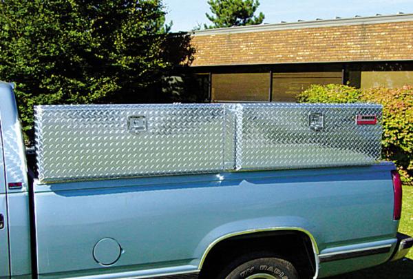 """Owens - Owens 46002 Garrison 90"""" Top Sider Tool Box"""