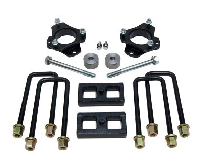 "ReadyLIFT - ReadyLIFT 69-5055 SST Lift Kits 3.0"" Front 1.0"" Rear Toyota Tacoma SST Lift Kit 2005-2012  2WD & 4WD 6-LUG"