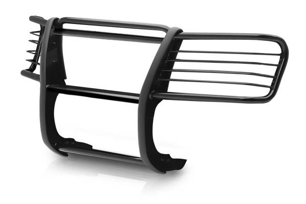 Steelcraft - Steelcraft 50220 Black Grille Guard Chevy Silverado 1500HD/2500/Avalanche 2500 2003-2007