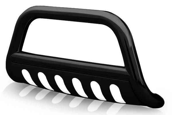 """Steelcraft - Steelcraft 70350B 3"""" Bull Bar for (2007 - 2011) Chevy Suburban 2501 in Black"""