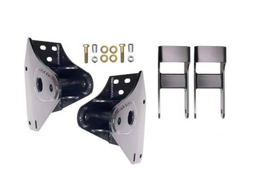 """Icon Vehicle Dynamics - Icon 33000-99 2000-2004 Ford Super Duty 3"""" Lift Hanger Suspension System"""