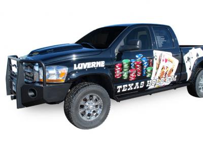 Grip Step - Luverne Grip Step | Wheel-to-Wheel - Luverne - Luverne 401437 Bracket Kit Dodge RAM 2500 2014-2015 8' Box