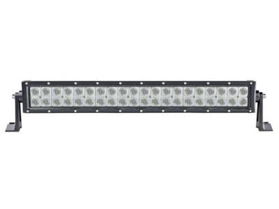 "Light Bars - ENGO Light Bars - ENGO Winch - ENGO EN-QL-C13120 20"" Curved 120W LED Light Bar White and Multi-Color"