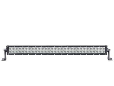 "Light Bars - ENGO Light Bars - ENGO Winch - ENGO EN-QL-C13180 30"" Curved 180W LED Light Bar White and Multi-Color"