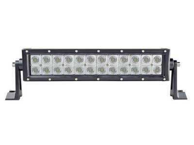"Light Bars - ENGO Light Bars - ENGO Winch - ENGO EN-QL-1372 12"" EN-Series 72W LED Light Bar White and Multi-Color"