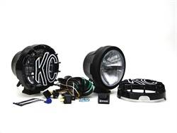Fog/Driving Lights and Components - Driving Light - KC HiLites - KC HiLites 641 Pro-Sport Series HID Driving Light