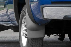 Shop Truck Mud Flaps - Chevy Silverado 2500/3500