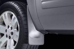 Shop Truck Mud Flaps - Ford F250/F350 Super Duty