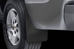 Shop Truck Mud Flaps - Chevy Avalanche