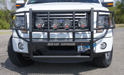Road Armor - Road Armor 613BRSH Brush Guard Ford F150 2009-2014 - Image 1