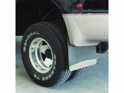 "Mud Flaps for Trucks - Pro Flaps - Pro Flaps - Pro Flaps 306 20"" x 24"" Dually Mud Flaps Ford 2011-2016"