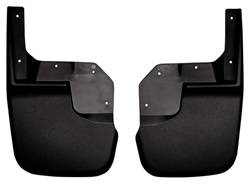 Mud Flaps by Vehicle - Jeep Mud Flaps - Husky Liners - Husky Liners 56141 Front Molded Mud Guards Jeep Wrangler JK 2007-2016