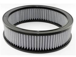 Air Filters and Cleaners - Air Filter - aFe Power - aFe Power 11-10077 Magnum FLOW Pro DRY S OE Replacement Air Filter