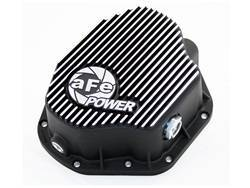 Differentials and Components - Differential Cover - aFe Power - aFe Power 46-70032 Pro Series Differential Cover