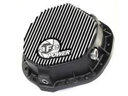 Differentials and Components - Differential Cover - aFe Power - aFe Power 46-70012 Pro Series Differential Cover
