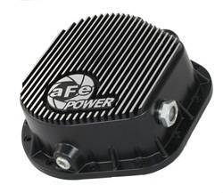 Differentials and Components - Differential Cover - aFe Power - aFe Power 46-70022 Pro Series Differential Cover