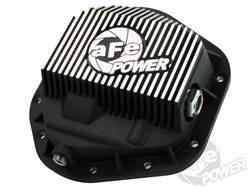 Differentials and Components - Differential Cover - aFe Power - aFe Power 46-70082 Pro Series Differential Cover