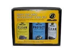 Cleaner/Protectant - Car Wash Kit - Bestop - Bestop 11205-00 Bestop Cleaner And Protectant Pack