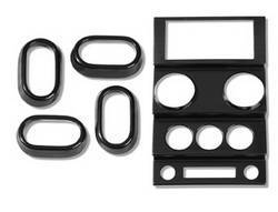 Instrument Panel - Instrument Panel Cover - Bestop - Bestop 81702-19 Trailmax Dash Kit