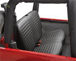 Seat Cover - Seat Cover - Bestop - Bestop 29221-15 Seat Covers