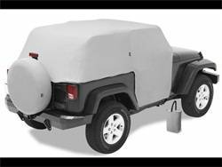 Car Cover - Car Cover - Bestop - Bestop 81040-09 All Weather Trail Cover For Jeep