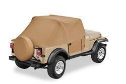 Car Cover - Car Cover - Bestop - Bestop 81037-37 All Weather Trail Cover For Jeep